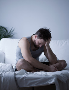 Men, perceived as the more stoic gender, are more likely to gloss over such symptoms as fatigue and low self-esteem, but can experience chronic depression nonetheless.