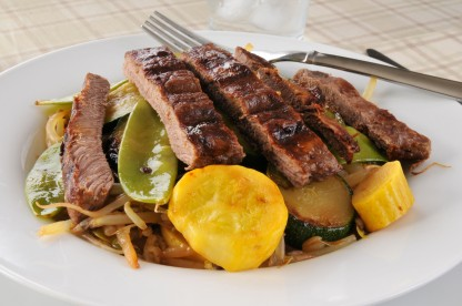 A healthy meal that may help lower cholesterol levels