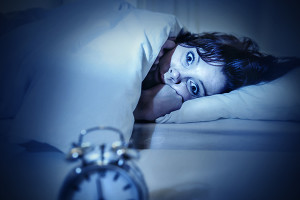 why can't I sleep