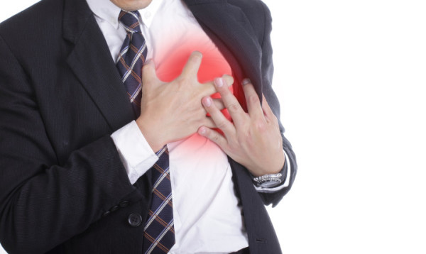 angina attack