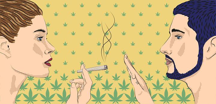 does marijuana cause depression