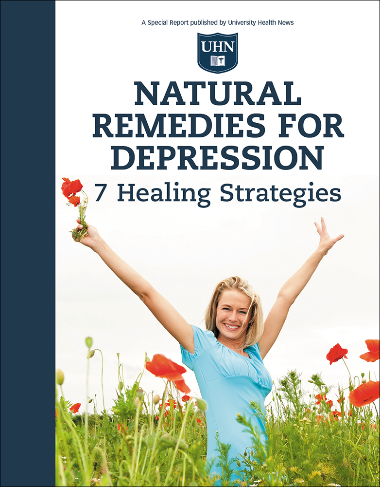 natural remedies for depression guide