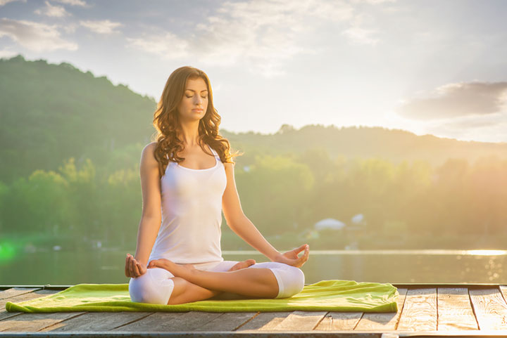 yoga for concentration