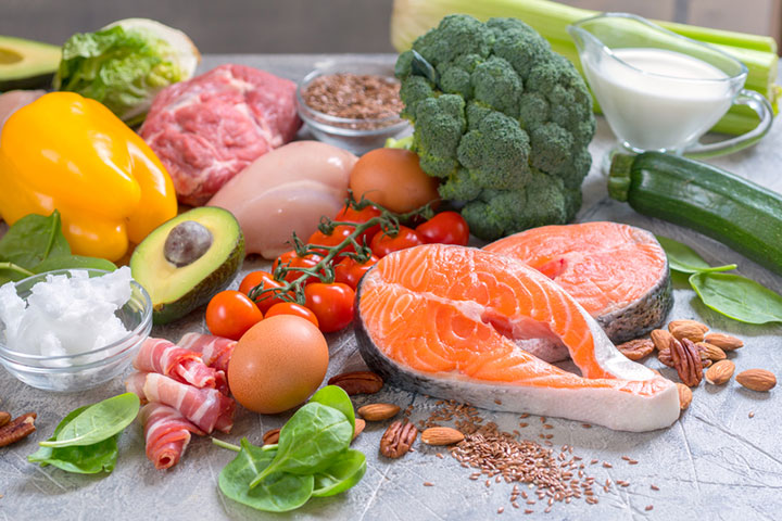 high-protein low-carb diet