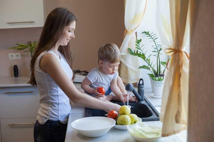 does fruit wash work