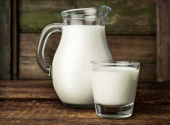 is milk healthy?