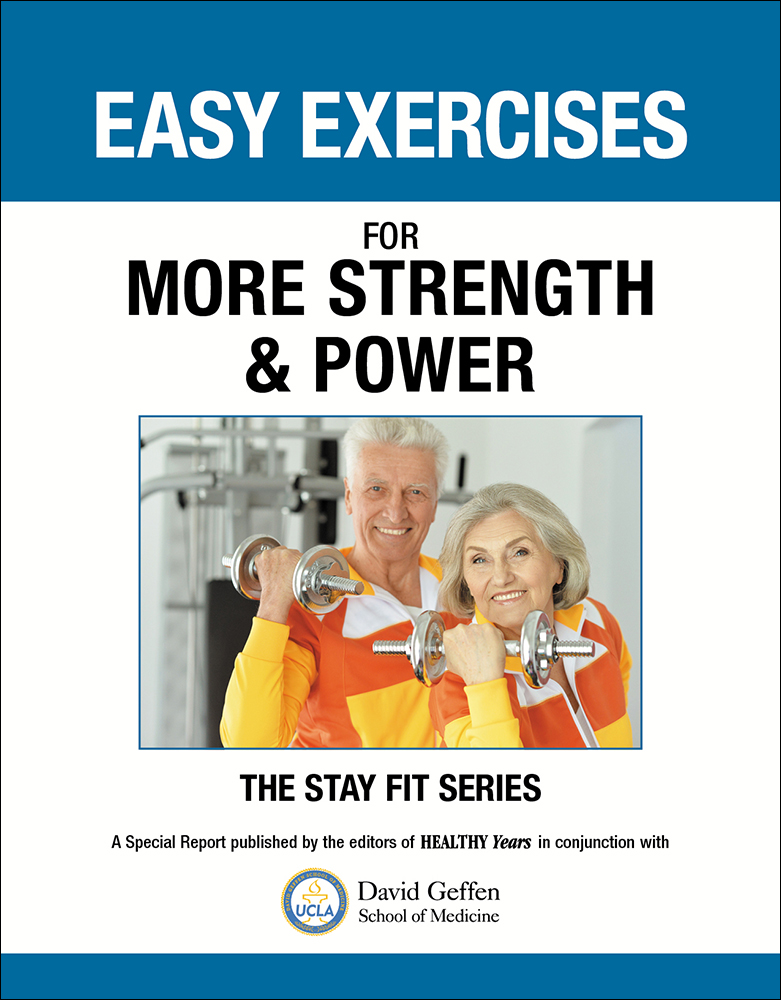 easy exercises for more strength and power