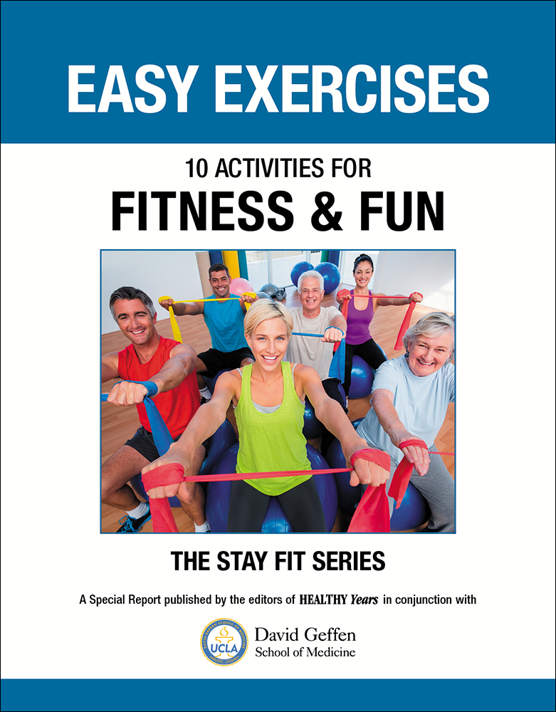 easy exercises activities for fitness and fun