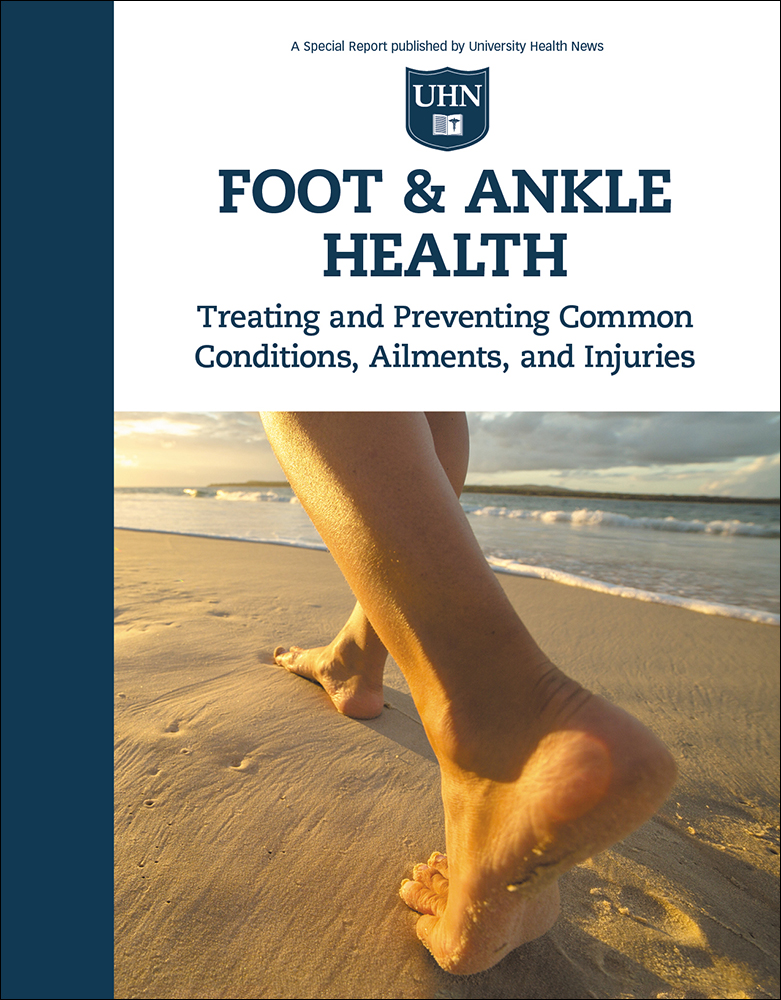 foot and ankle health guide