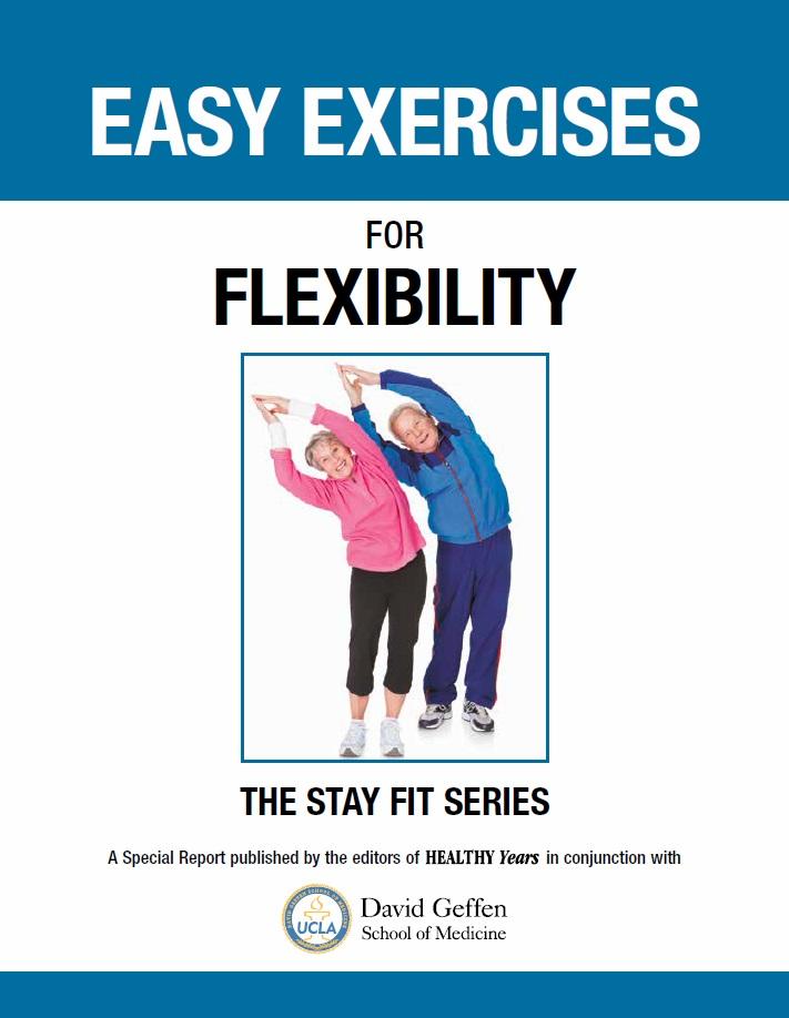 easy exercises for flexibility