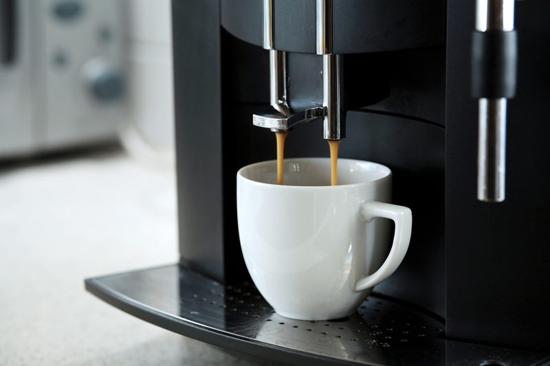 caffeine withdrawal coffee machine