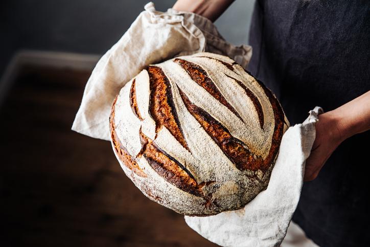 sourdough bread health benefits