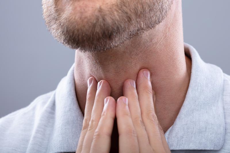 throat cancer symptoms throat pain