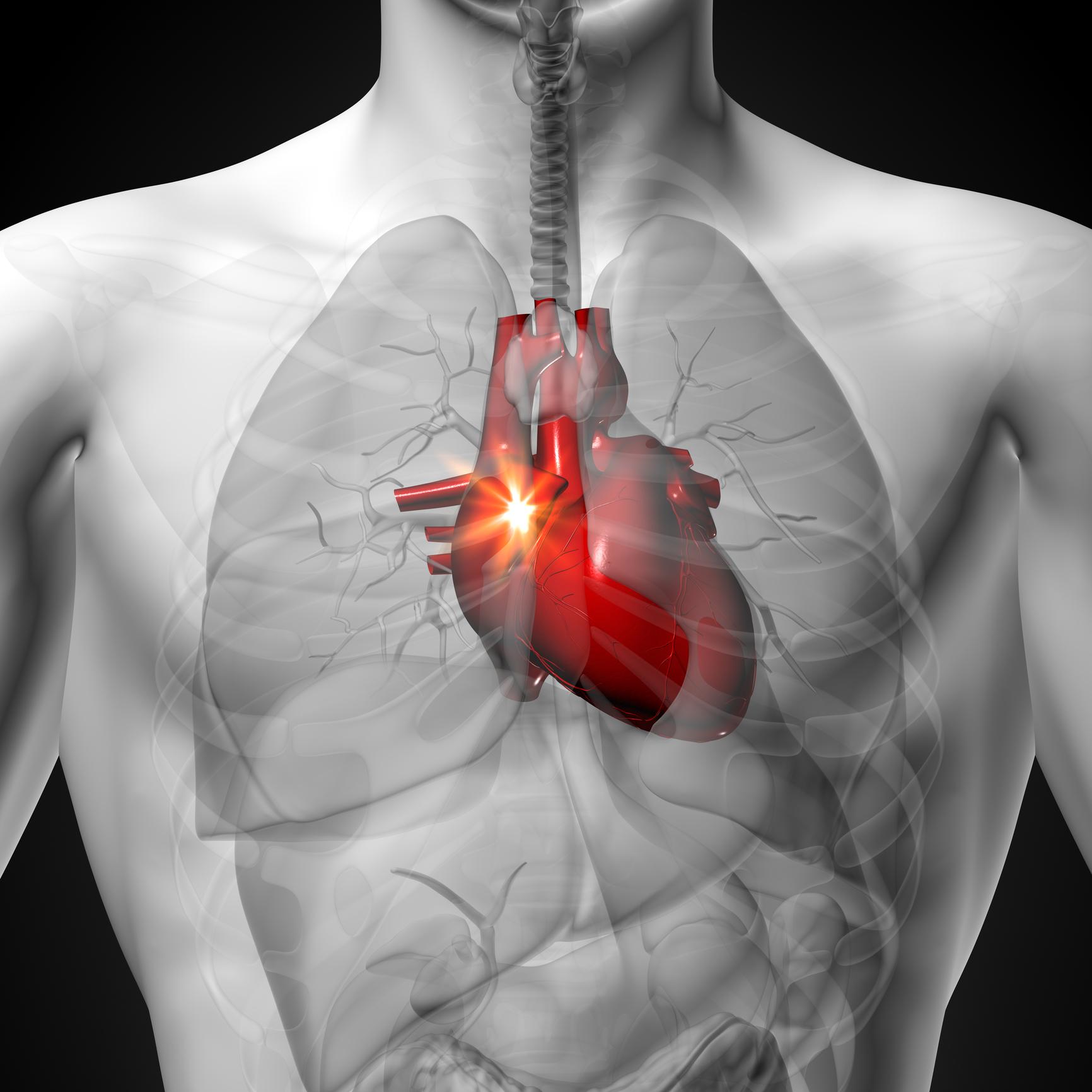 heart disease warning sigs