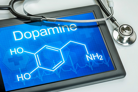 dopamine deficiency