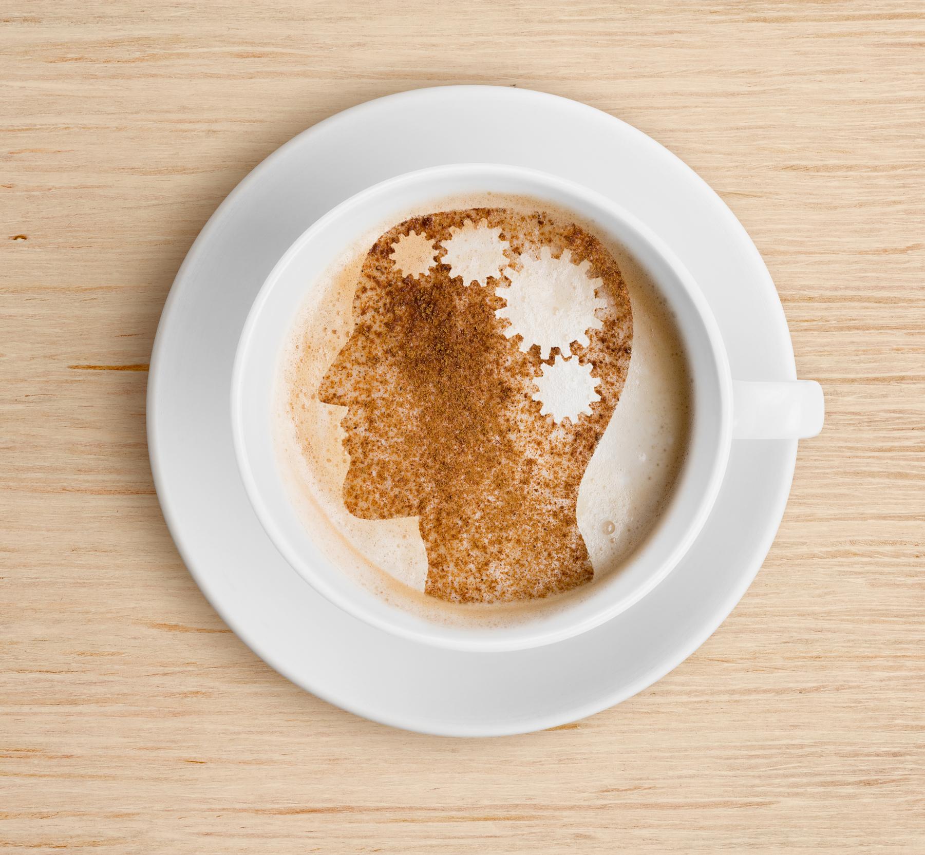how caffeine affects the brain