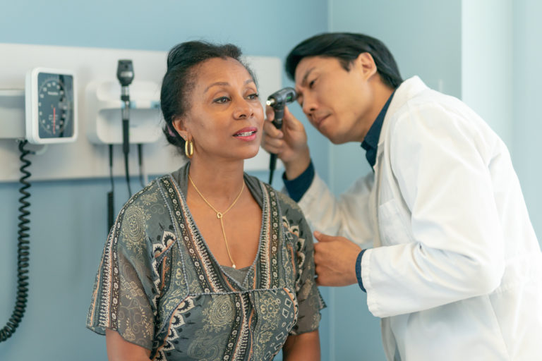 treatment for sudden hearing loss