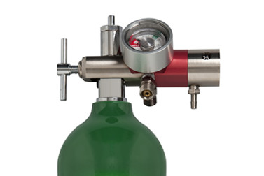 copd oxygen therapy tank